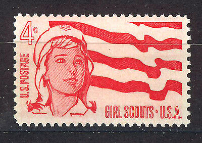 ESTADOS UNIDOS/USA 1962 MNH SC.1199 Girl-Scout of America 50th