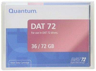 Quantum CDM72 DAT 72 Data Tape Cartridge (1-Pack)