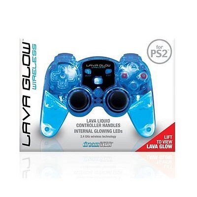 dreamgear DGPN-524 Lava Glow Mini RF Wireless Controller-Water Inside Without Ru