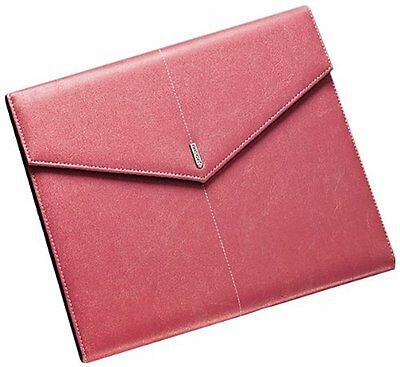Rolodex Legal-Size Pad Folio, Resilient Pink (1734454)
