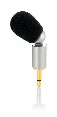 Philips Silver Plug-In Interview Microphone (LFH9171/00)