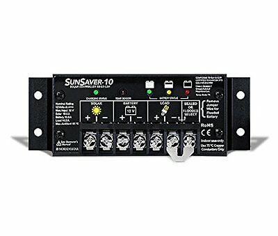 Morningstar SunSaver SS-10-12v Charge Controller 10A 12V