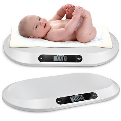 Digital Electronic Weighing Scale Baby Infant Pet Bathroom 20KGS/44LBS- 10G