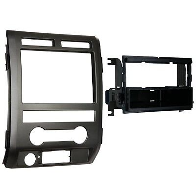 Metra 99-5822B Single DIN Installation Dash Kit for 2009-2010 Ford F-150 Non-NAV
