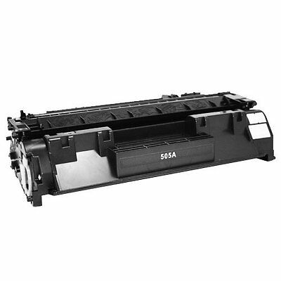 V4INK Compatible Toner Cartridge Replacement for HP 05A (CE505A) (Black)