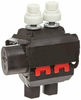 Morris Products 96116 Above Ground Insulation Piercing Connector, 2 Port, 350 -