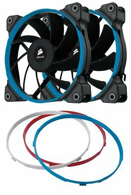 Corsair Air Series AF120 Quiet Edition Twin Pack CO-9050002-WW