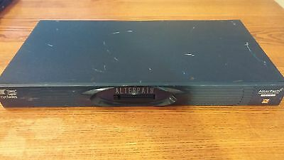 Avocent Cyclades AlterPath ACS32 32 Port KVM Net Switch Console Server - ACS48