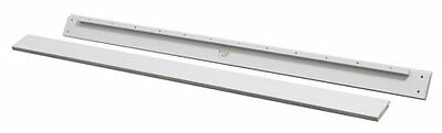 DaVinci BED RAILS, Full & Twin Size Wooden BED CONVERSION KIT, White