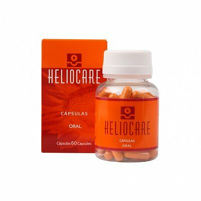 Heliocare Oral Supplement Capsules 60 Caps