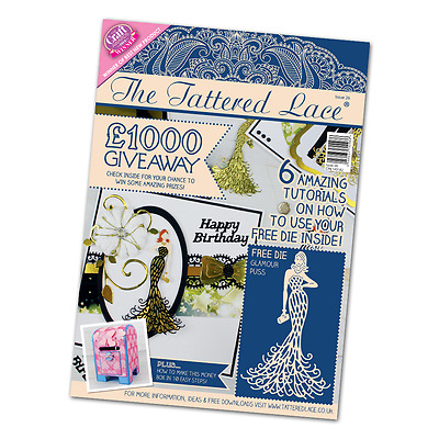 The Tattered Lace Magazine Issue 26 - FREE P&P