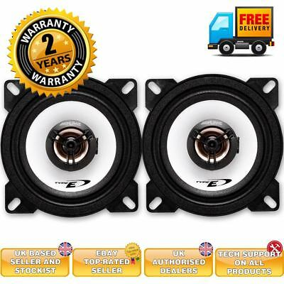 "Alpine SXE-1025S 25RMS 180Watts Car Door Speakers 4"" 10cm Coaxial 2-Way speakers"