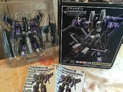 Takara Masterpiece Transformers MP11SW Skywarp /w Collector's Coin