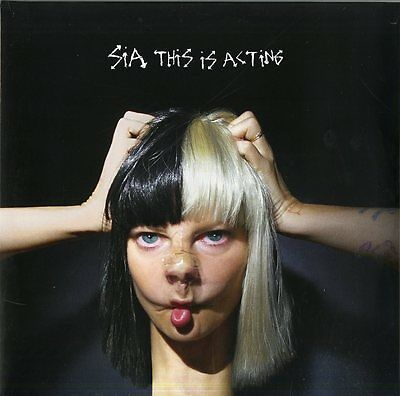 Sia This Is Acting Doppio Vinile Lp Nuovo E Sigillato !!