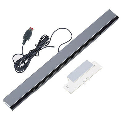 HDE Wired Infrared Sensor Bar for Nintendo Wii AD