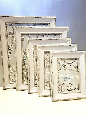Vintage Shabby Chic photo frame French Country NEW