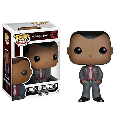 Figurine Hannibal - Jack Crawford Pop 10cm