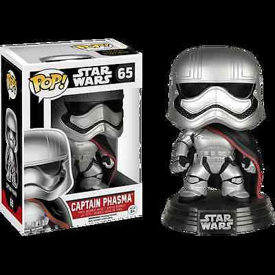 Figurine Star Wars The Force Awakens - Captain Phasma Pop 10cm