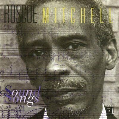 Roscoe Mitchell-Sound Songs  (US IMPORT)  CD NEW