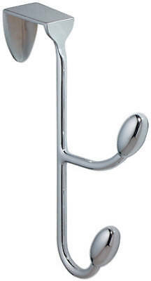 Interdesign 76500 Double Over-The-Door Hook-DOUBLE OVER DOOR HOOK