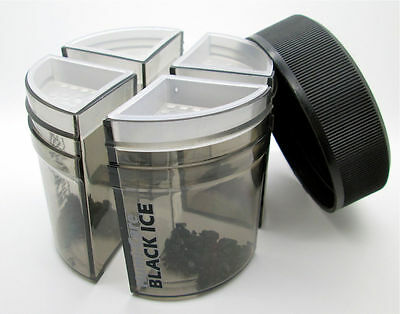 Humi-Care Black Ice jar 8 oz