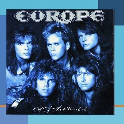 EUROPE-Out Of This World  (US IMPORT)  CD NEW