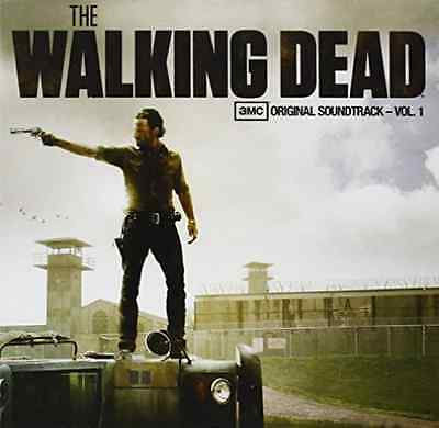 Various Artists-The Walking Dead  (US IMPORT)  CD NEW