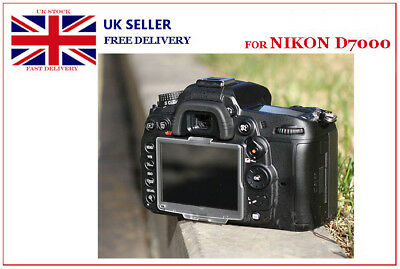 BM-11 Hard LCD Cover Screen Protector compatible with Nikon D7000