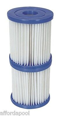 Bestway 300/330gph Filter Cartridge Size Type 1 - Also Intex Type E