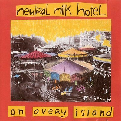 Neutral Milk Hotel-On Avery Island (Reis) (Ogv)  (Us Import)  Vinyl Lp New