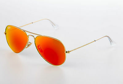 "RAY BAN RB 3025 112/69 Gr.55  AVIATOR ""LIMITED EDITION"" SONNENBRILLE NEU!"