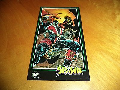 Beware, My Foes! # 2 - 1995 Wildstorm Spawn Widevision Base Trading Card Nice!