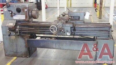 LeBlond Regal 18x56 Lathe 20379