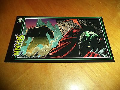 Seek and Destroy... # 138 - 1995 Wildstorm Spawn Widevision Base Trading Card