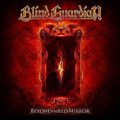 Blind Guardian Cd - Beyond The Red Mirror (2015) - New Unopened - Rock Metal