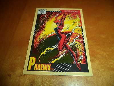 Phoenix # 5 - 1991 Marvel Universe Series 2 Impel Base Trading Card