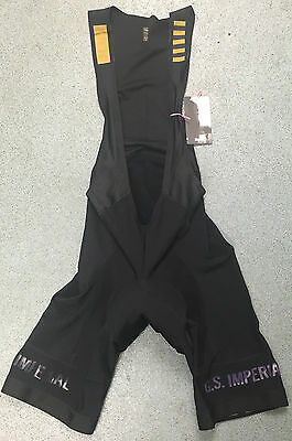 Rapha Black GS Imperial Thermal Bib Shorts. Various Sizes. BNWT.