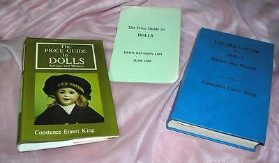VTG 1977 DOLL COLLECTORS REFERENCE BOOK Price Guide to Dolls Antique & Modern