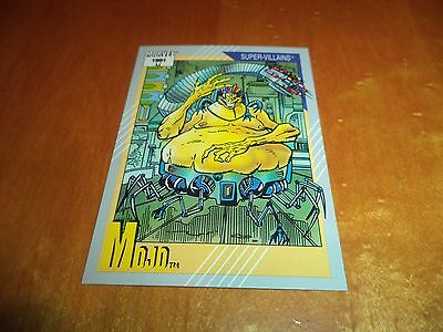 Mojo # 64 - 1991 Marvel Universe Series 2 Impel Base Trading Card