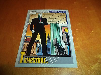 Tombstone # 67 - 1991 Marvel Universe Series 2 Impel Base Trading Card