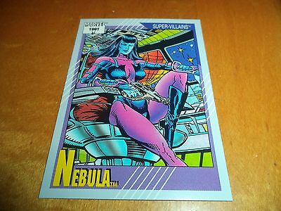 Nebula # 78 - 1991 Marvel Universe Series 2 Impel Base Trading Card