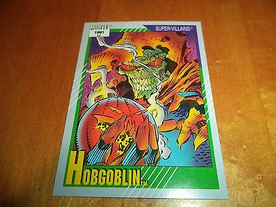 Hobgoblin # 86 - 1991 Marvel Universe Series 2 Impel Base Trading Card