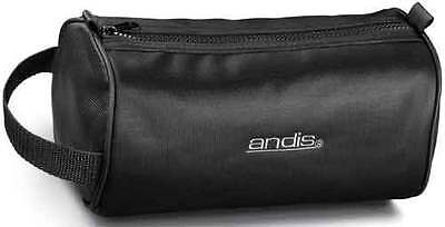 Andis 12430 Soft Oval Accessory Bag For Andis Clippers Trimmers Blades Tools