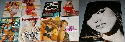 JESSICA ALBA 176x Clippings Covers + POSTER