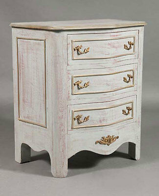D-Kw-4 Mini Country House Baroque Chest of drawers Sideboard Cabinet in the