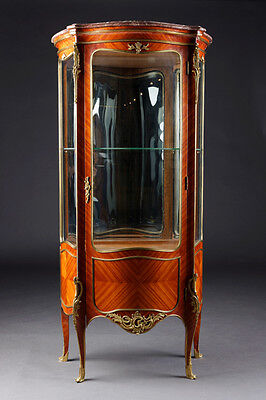 O-Sam-193 French Cabinet in the Style of the Louis XV