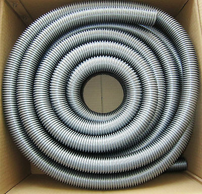 New SUPER LONG 20 Metre Hose without fittings for a Ducted Vacuum Cleaner