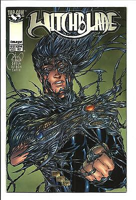 WITCHBLADE # 22 (Top Cow Comics, MICHAEL TURNER, May 1998), VF/NM