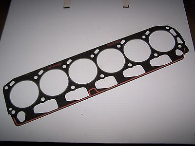 CYLINDER HEAD GASKET suit Ford 6 cyl X flow 221-250. Monotorque AP 340 MT