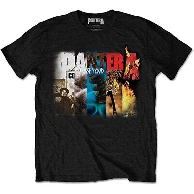 Pantera 'Album Collage' T-Shirt  - NEW & OFFICIAL!